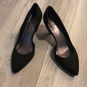 Chinese Laundry Black Heels
